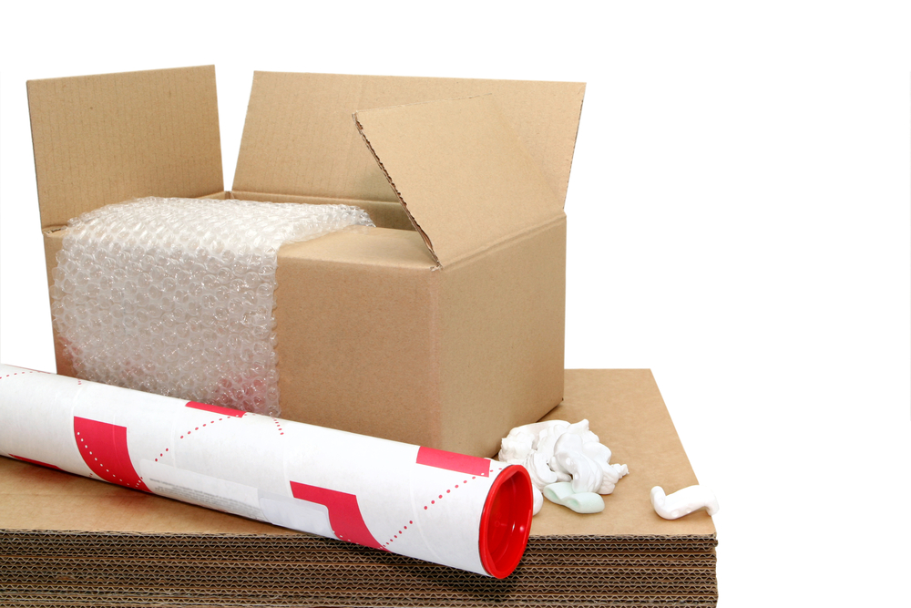 Various packing material