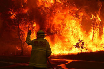 Australia Fires have impacted the collection and delivery of mail and parcels across the entire country